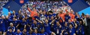 Legendy Chelsea 1:4 Inter Mediolan Forever
