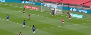Manchester United 1:3 Chelsea Londyn