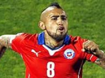 Chile 2:0 Ekwador