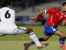 Chile 1:1 Kolumbia