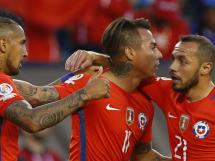 Chile 2:1 Peru