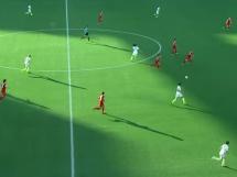 Chiny 0:1 USA