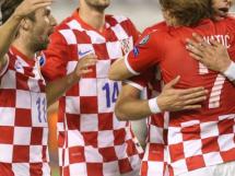 Chorwacja 2:1 Hiszpania