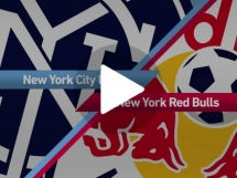 New York City FC 3:2 New York Red Bulls