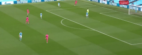 Manchester City 2:1 Real Madryt