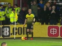 Watford 1:2 Manchester City