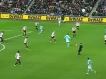 Sunderland 0:1 Manchester City