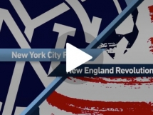 New York City FC 2:2 New England Revolution