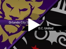 Orlando City 2:0 DC United