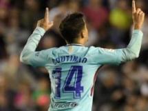 Levante UD 5:4 FC Barcelona