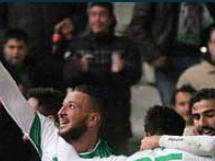 Cordoba 2:0 Granada CF
