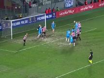 Cracovia Kraków 0:2 Błękitni Stargard Szczeciński