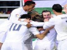 SD Eibar 0:2 Real Madryt