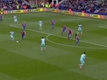 Crystal Palace 1:3 West Ham United
