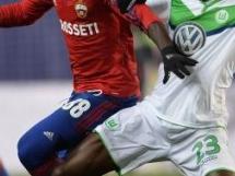 CSKA Moskwa 0:2 VfL Wolfsburg