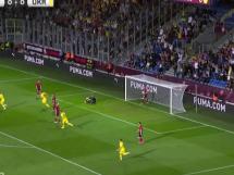Czechy 1:1 Ukraina