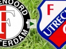 Feyenoord 2:0 Utrecht