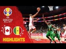 Kanada 82:60 Senegal