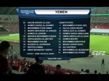Singapur 2:2 Jemen