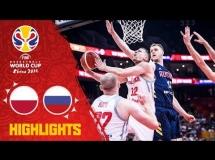 Polska 79:74 Rosja