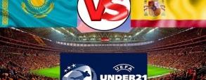 Kazachstan U21 - Hiszpania U21