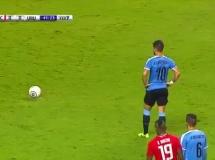 Kostaryka 1:2 Urugwaj