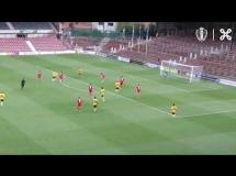 Walia U21 1:0 Belgia U21
