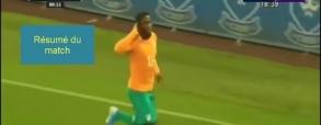 Wybrzeże Kości Słoniowej 0:3 Benin