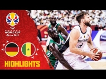 Niemcy 89:78 Senegal