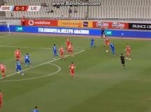 Grecja 1:1 Liechtenstein
