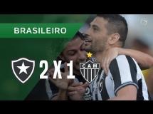 Botafogo 2:1 Atletico Mineiro