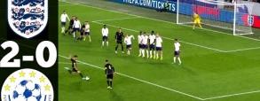 Anglia U21 2:0 Kosowo U21