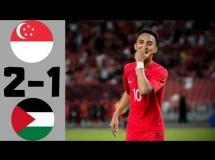 Singapur 0:3 Palestyna