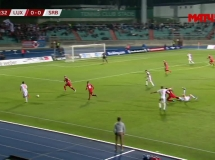 Luksemburg 1:3 Serbia
