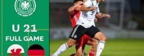 Walia U21 - Niemcy U21