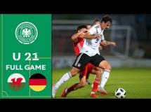 Walia U21 1:5 Niemcy U21