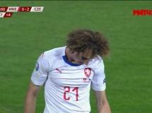 Czarnogóra 0:3 Czechy