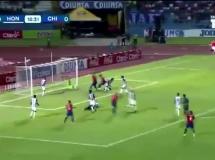 Honduras 2:1 Chile