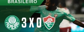 Palmeiras - Fluminense