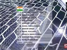 Katar 0:0 Indie