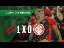 Atletico Paranaense 0:0 Internacional