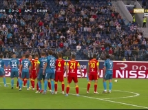 Zenit St. Petersburg - Arsenal Tula