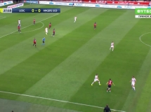 Lille 2:1 Angers