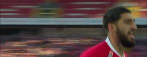Spartak Moskwa 1:2 Urał Jekaterynburg