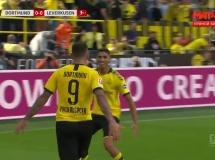 Borussia Dortmund 4:0 Bayer Leverkusen