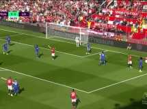 Manchester United 1:0 Leicester City
