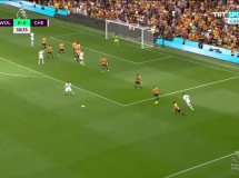 Wolverhampton 2:5 Chelsea Londyn