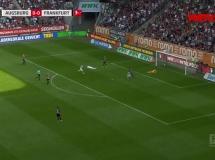 Augsburg 2:1 Eintracht Frankfurt