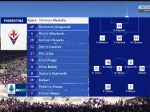 Fiorentina 0:0 Juventus Turyn