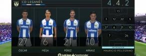 Leganes 0:3 Villarreal CF